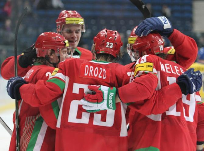 Есть надежда, что на чемпионате мира у белорусов появятся поводы для радости