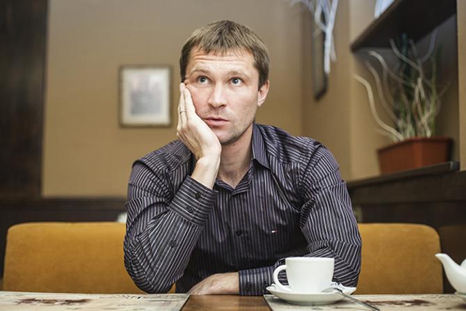 Дмитрий Лихтарович утверждает, что Александр Юревич спокойнее его