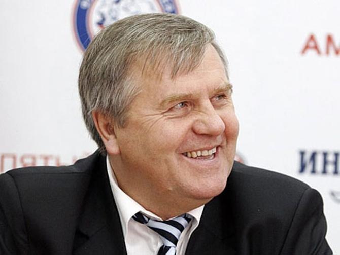 Владимир Крикунов поменял