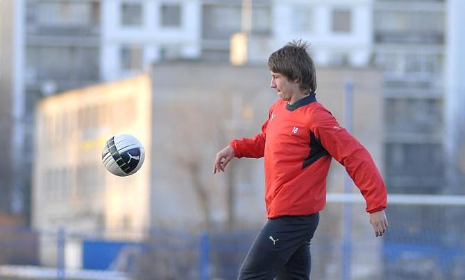 Дмитрий Бага не понимает, почему молодежка в конце матча с Германией не попыталась вырвать ничью