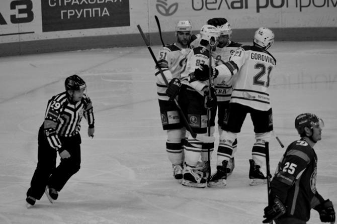 Удача в пятницу вечером была на стороне москвичей.