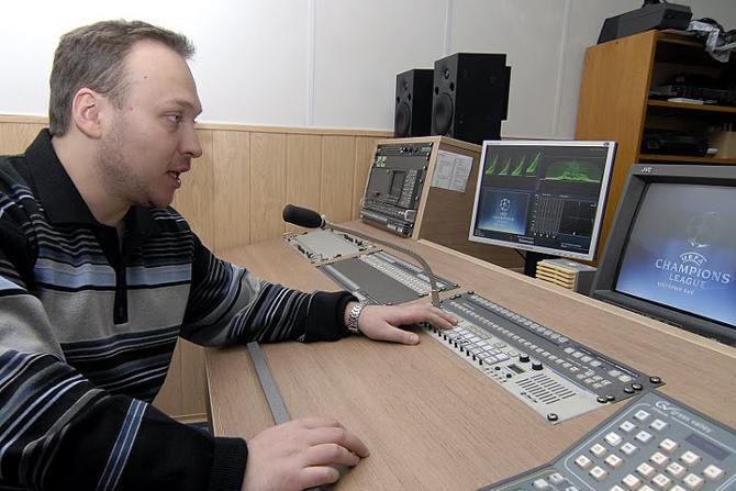 Павел Баранов собирается вести репортажи на белорусском языке