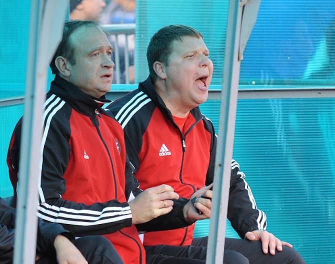 Александр Седнев вернулся в Бобруйск по ходу сезона, но сделать его итог для «Белшины» более внятным не смог.