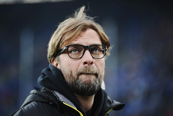 Похоже, Юргену Клоппу не удастся попить пива из чемпионского кубка  по окончании чемпионата Германии