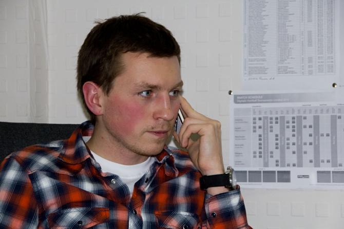 Илья Белановский не стал профессиональным футболистом, зато сумел стать менеджером национальной сборной по футболу