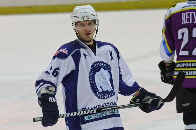 Михаил Климин играет в самой боевой команде нынешнего чемпионата, но сам дрался на льду лишь один раз
