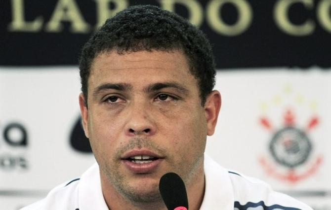 Прощался с футболом Роналдо очень трогательно, тщательно подбирая слова.