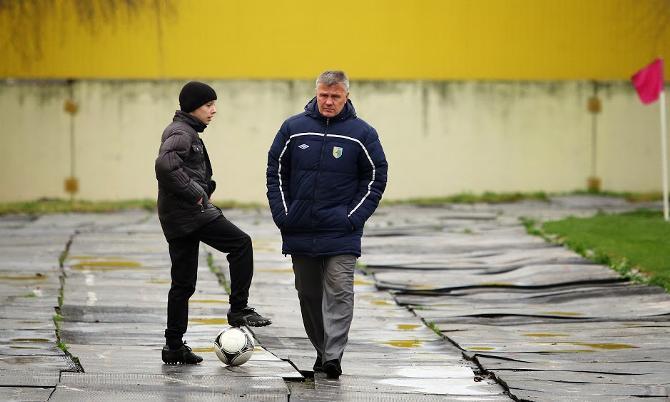 Сергей Солодовников, возможно, принимает наиболее важное тренерское решение в своей спортивной карьере