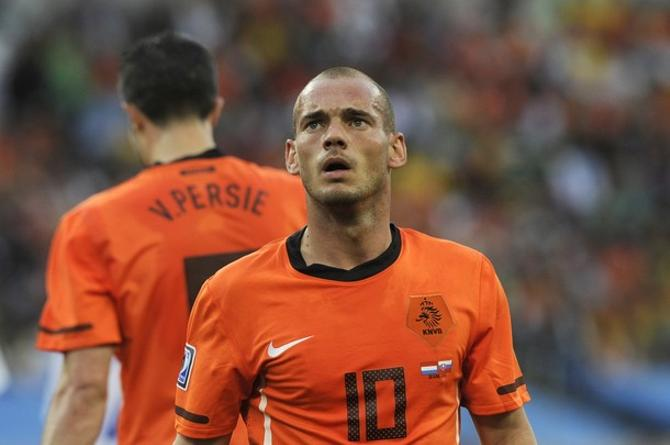 Уэсли Снейдер - лицо новой сборной Голландии, для которой 1:0 - это тоже победа.