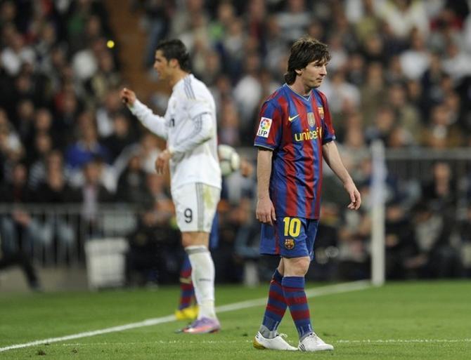 Криштиану Роналду и Лионель Месси ныне являются лидерами в своих клубах.