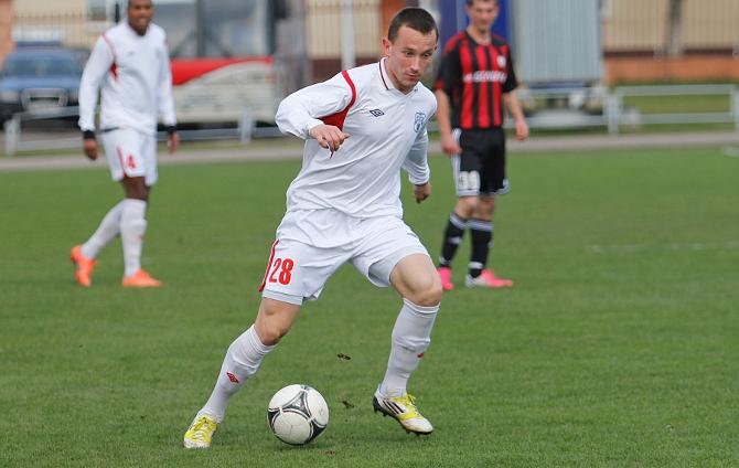 Павел Войцеховски не жалеет о своем переходе в «Минск»