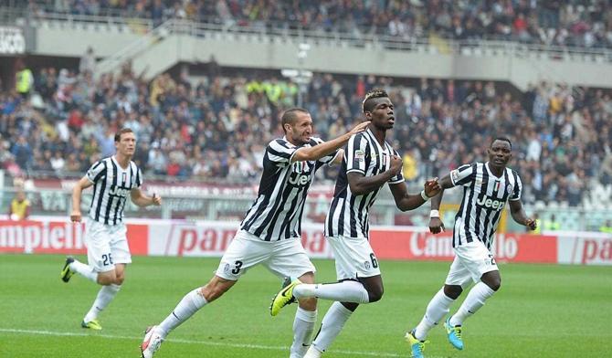Непохожая сама на себя обилием голов и яркими матчами Серия А представлена в топе лучших стартов аж тремя командами.