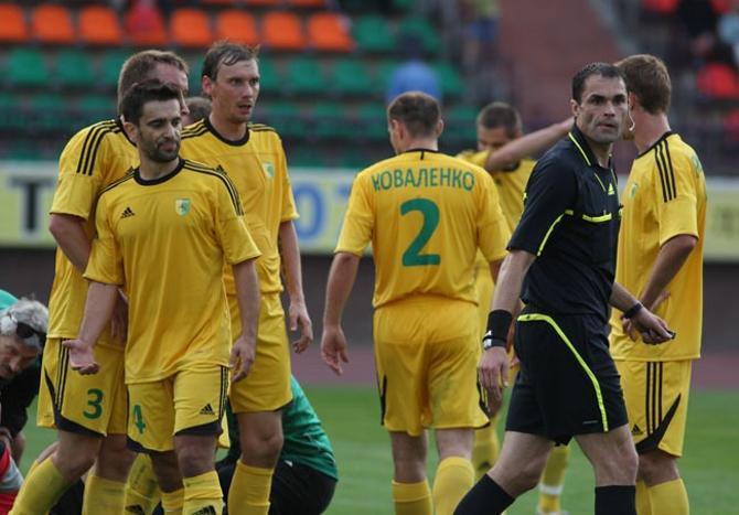 В Гродно вновь неразбериха, а судью Евневича ждет непростой матч в Борисове