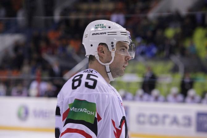 Последние матчи Андрею Антонову не очень удаются