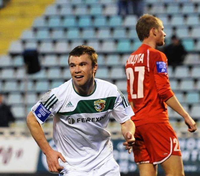 С августа Дмитрий Осипенко перестал попадать даже в заявку