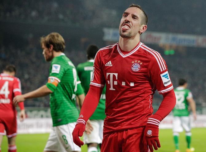 «Бавария» не оставила сопернику и единого шанса даже на ничью.