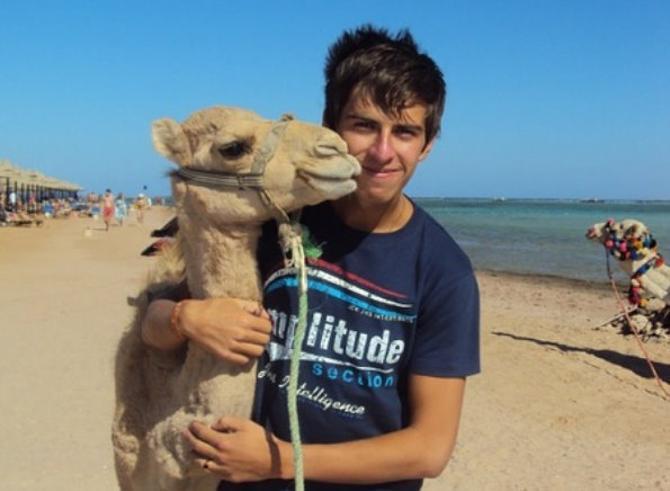 Алексей Риос хочет еще раз съездить в Перу
