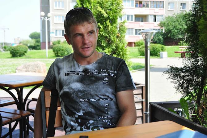 Дмитрий Молощ пока не знаком с Георгием Кондратьевым