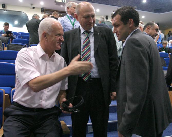 Семья не отпустила Гуренко в Гродно