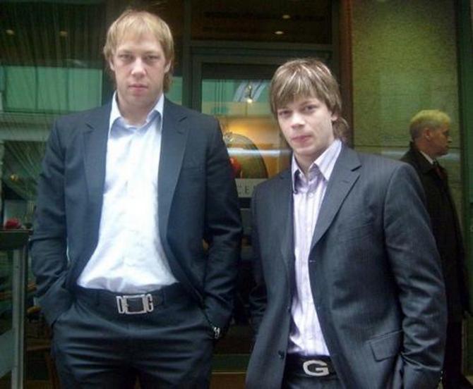 Андрей и Сергей Костицыны не слишком-то жалуют отечественную прессу.