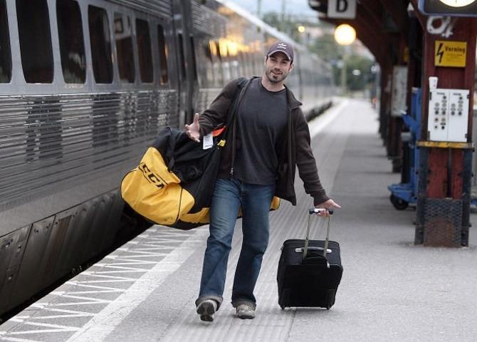 Даниэль Корсо рад, что покинул Швецию.