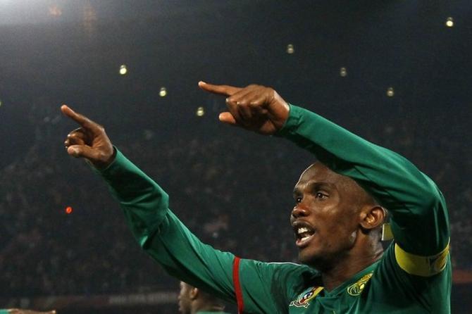 Первый гол Камеруна на чемпионате мира забил Самюэль ЭтоО, но это ему не помогло.