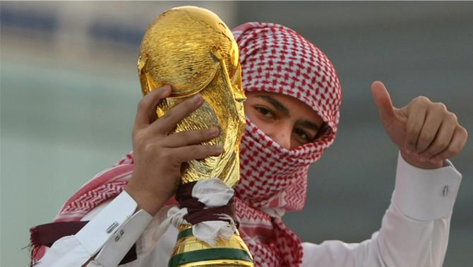 Не все так хорошо в стране, где пройдет чемпионат мира в 2022 году