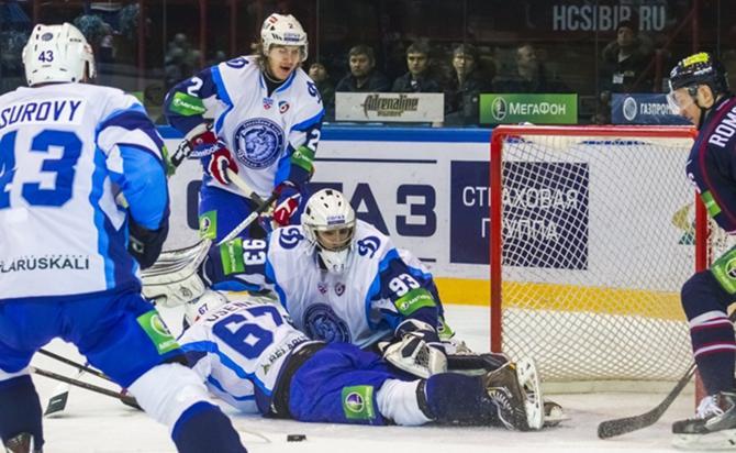 Для «Динамо» самый дальний кахаэловский выезд начался с новосибирского ужаса.