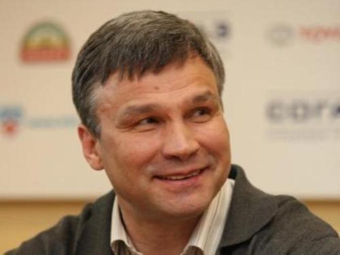 Андрей Сидоренко рад возвращению в КХЛ.