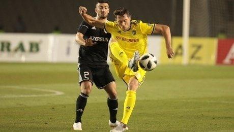 Сигневич спасал интригу в матчах с «Карабахом», как мог. Он самый противоречивый игрок БАТЭ