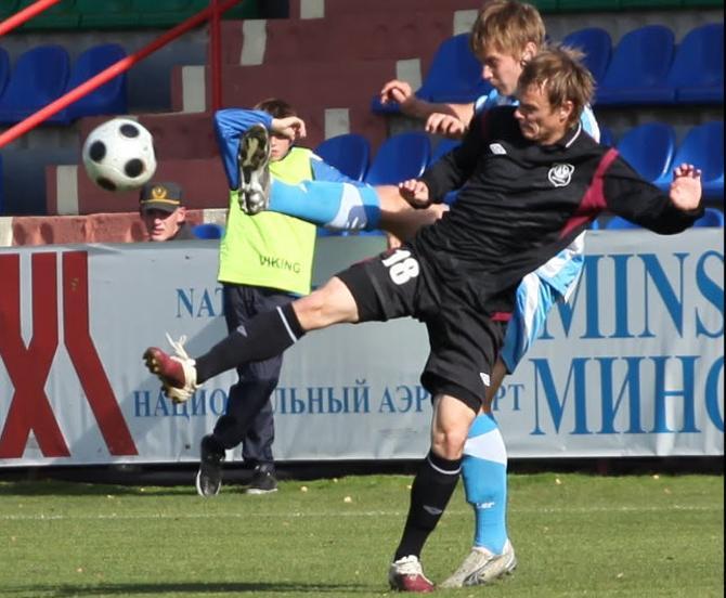 Александр Кобец определился с командой, которую будет огорчать в этом сезоне