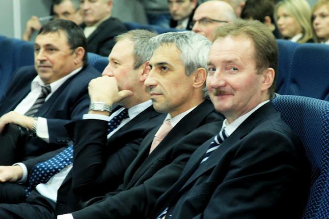 Администрация АБФФ, кажется, осталась довольной проведенными исполкомом и жеребьевкой чемпионата
