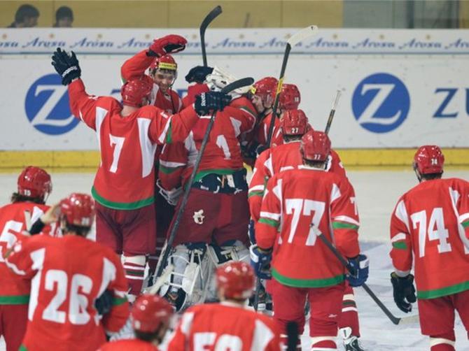 Белорусы победили.