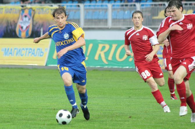 В матче с «Неманом» Ренану Брессану игралось куда проще, чем в матче с «Нафтаном»