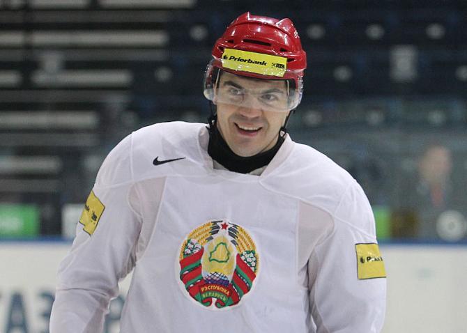 Виктор Костюченок всегда рад приезду в сборную.