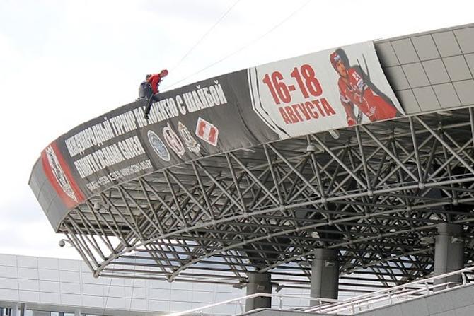 На Турнире памяти Руслана Салея зрители в этом году увидят в два раза больше хоккея