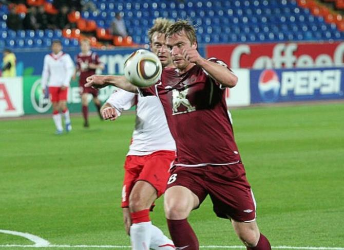 Сергей Корниленко сразится в форме «Рубина» с обидчиком БАТЭ - «Копенгагена».