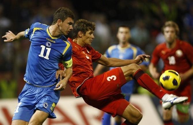 Олег Дулуб отмечает тактическое однообразие ведения игры сборной Беларуси