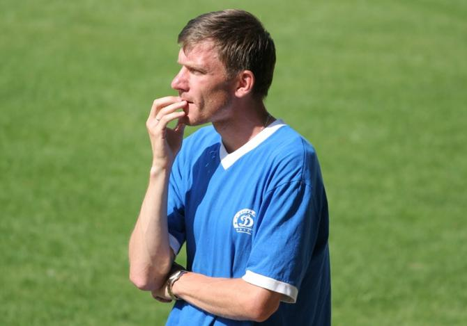 Сергей Павлюкович предпочитает оставлять негатив внутри коллектива