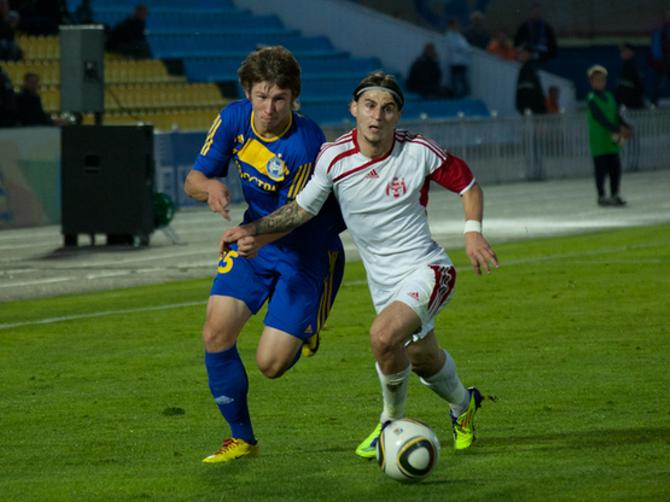 Дмитрий Хлебосолов не случайно стал футболистом. Дмитрий Бага, в принципе, тоже