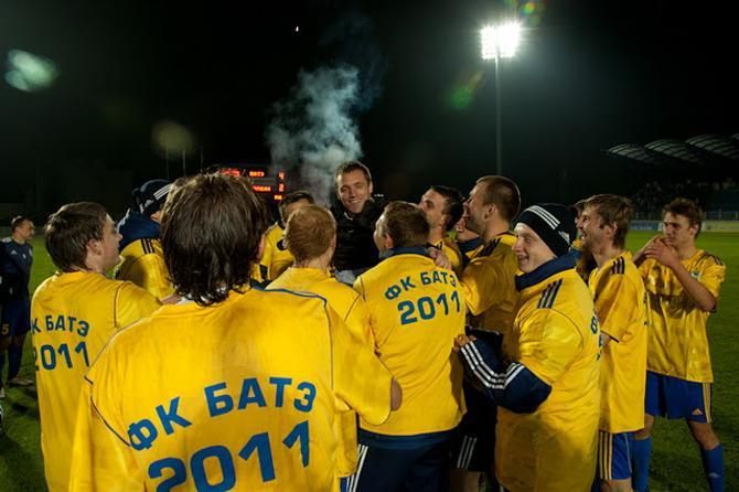 БАТЭ снова стал лучшей командой Беларуси, но его по-прежнему без устали критикуют.