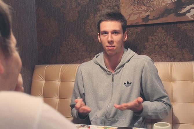 Виталий Лютыч надеется через «Цмокi» попасть в топ-чемпионат