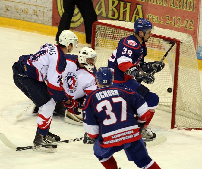 Жлобинский клуб продолжает штамповать победы.