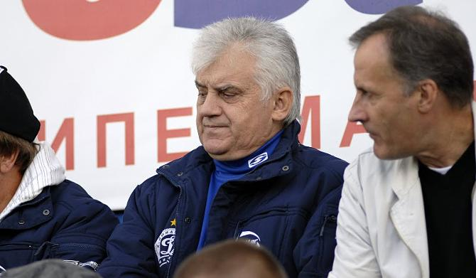 В последнее время Валерий Стрельцов лаконичен