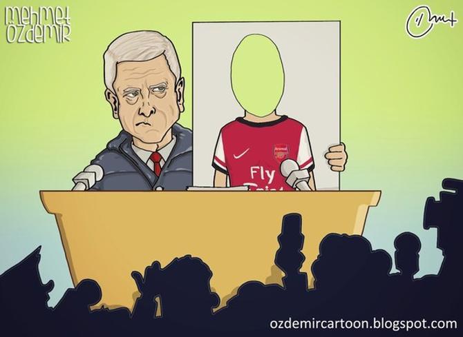 Трансферная политика «Арсенала» уже давно является предметом насмешек