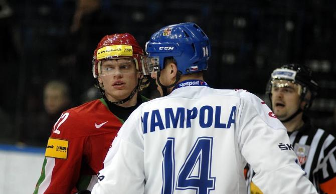 Олег Горошко отлично зарекомендовал себя на чемпионате мира.