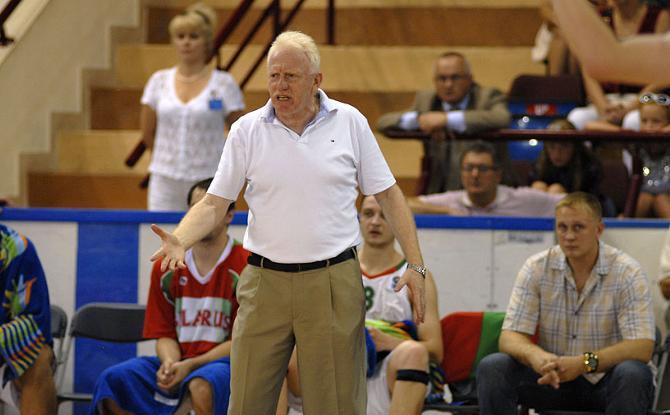 Теперь в сборной главный Андрей Кривонос
