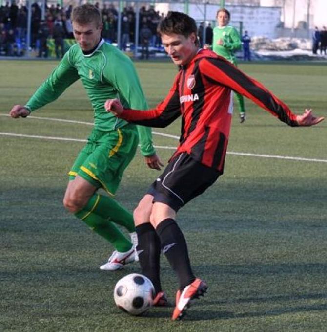 Зубович хочет играть впереди, но готов и на фланге стараться ради блага команды