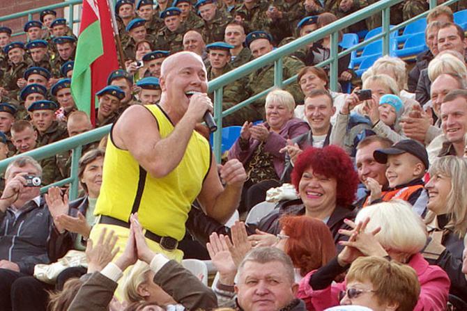 Александр Солодуха покорил уже многие стадионы Беларуси. Скоро он доберется и до