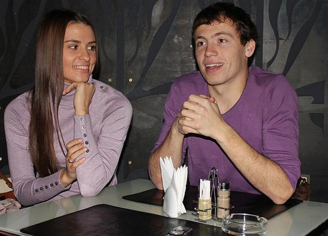 Сергей Баланович и Галина сыграли свадьбу в октябре